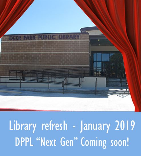 Library refresh - January 2019