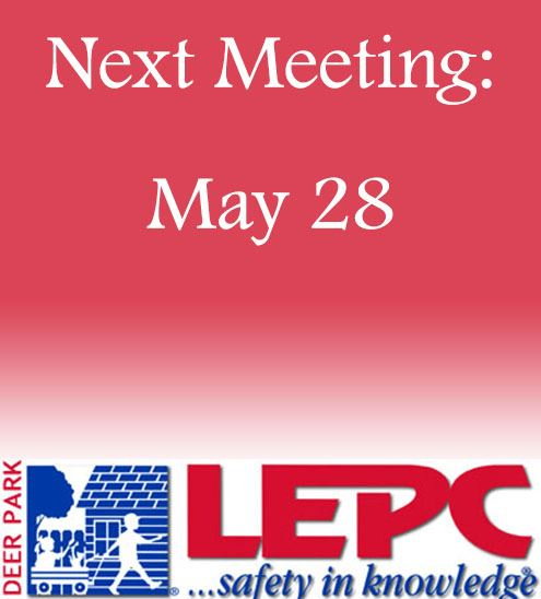 Next Meeting May 28