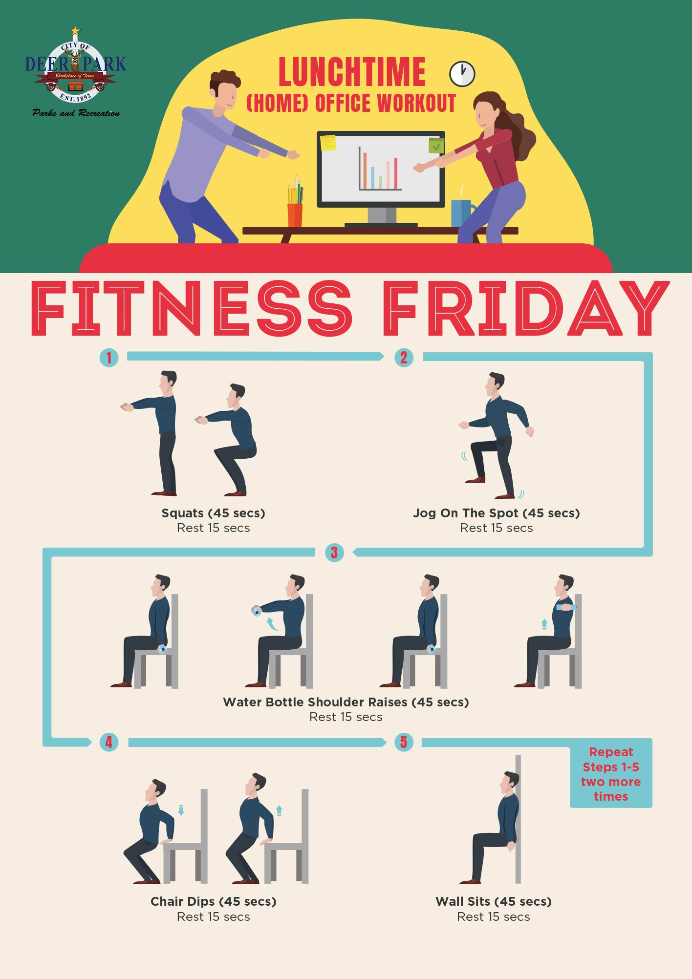 Fitness Friday 6.5.20